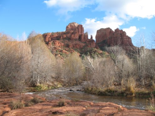 cathedral rock earth vortex sedona