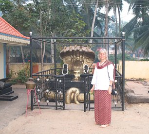 goddess temple, kundalini, sacred site